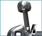Damon Q horizontal & vertical auxillary slots